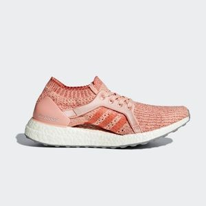 TRACE PINK ADIDAS ULTRABOOST X SHOES